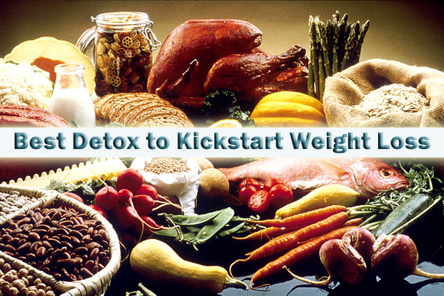 Best Detox To Kickstart Weight Loss