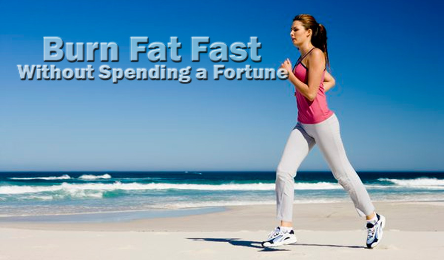How to Burn Fat Fast Without Spending a Fortune