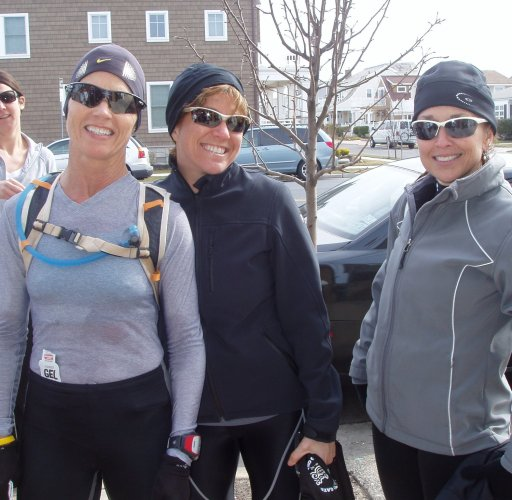 The Caped Cruise-aders Cruise the Cape to Gate Relay Race