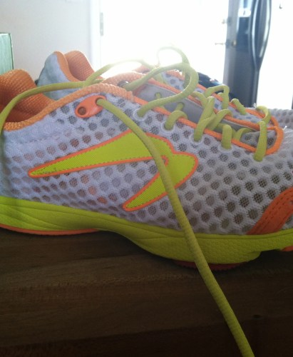 Go, Speed Racer, Go! A Review of Newton's MV2 Sneakers