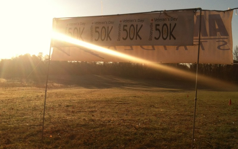 Pure #awesomesauce: Rosaryville 50k race report