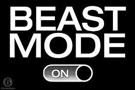 Shifting into Beast Mode