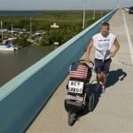 Amazing Runner – Steve Knowlton Ran 142 Marathons in a Row for 100 Days!