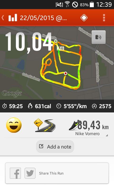 #RoadToTen: ultimi 10 giorni di training