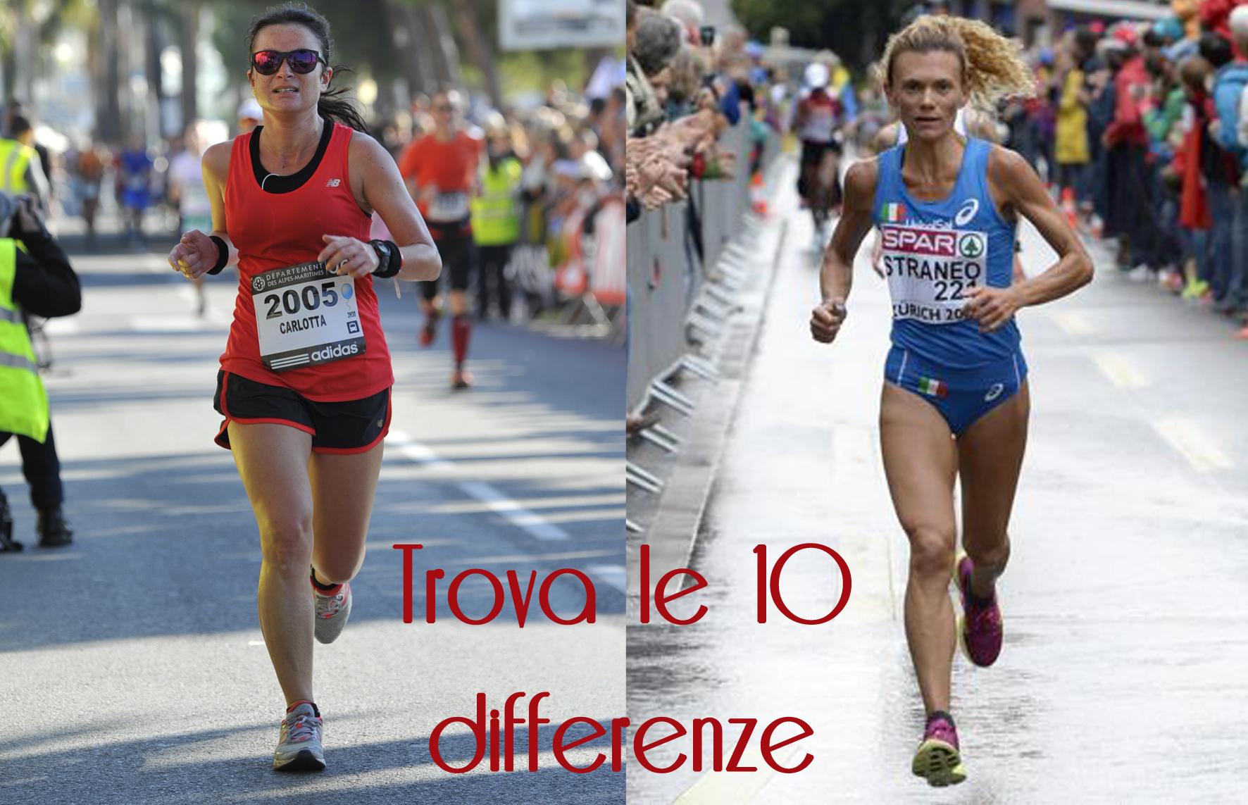 Io non sono una maratoneta.