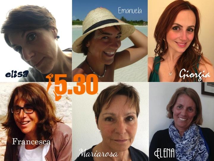 Vi presento il nostro team Run5.30 di Torino