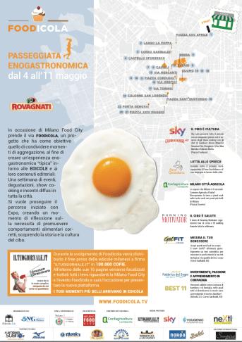 Locandina Foodicola
