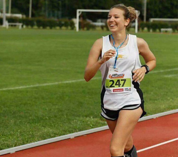 La Storia di Anna – Una Principessa alla EA7 Milano Marathon