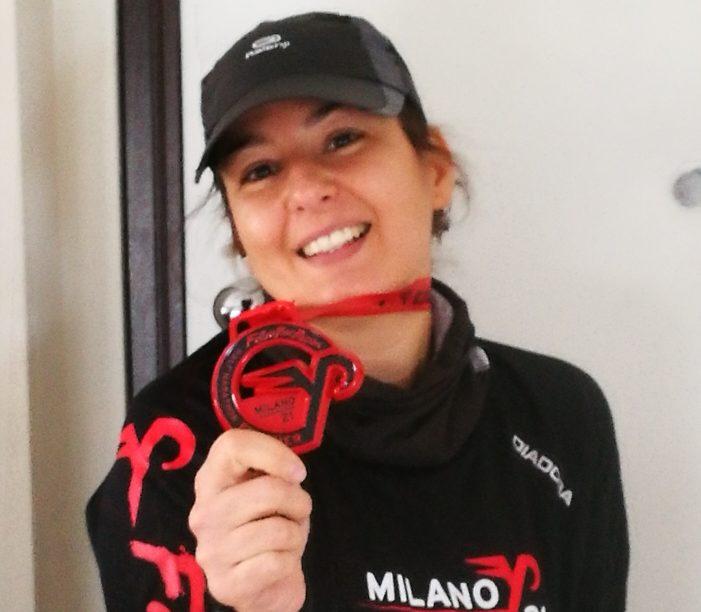 La Storia di Clelia – Una Principessa alla EA7 Milano Marathon