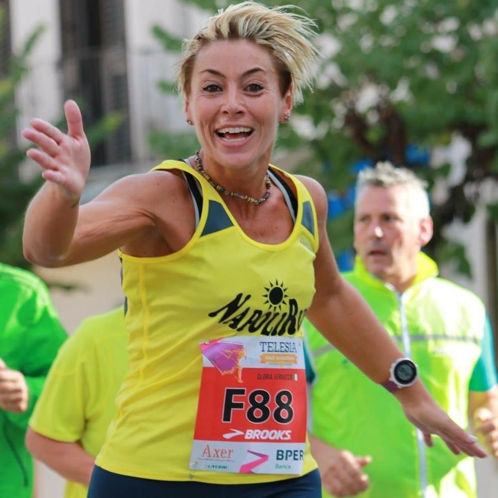 La Storia di Gloria – Una Principessa alla EA7 Milano Marathon