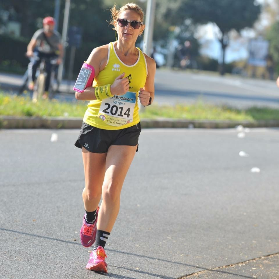 La Storia di Lisa – Una Principessa alla EA7 Milano Marathon