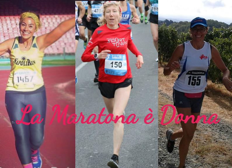 La Maratona è donna – Una Principessa alla EA7 Milano Marathon