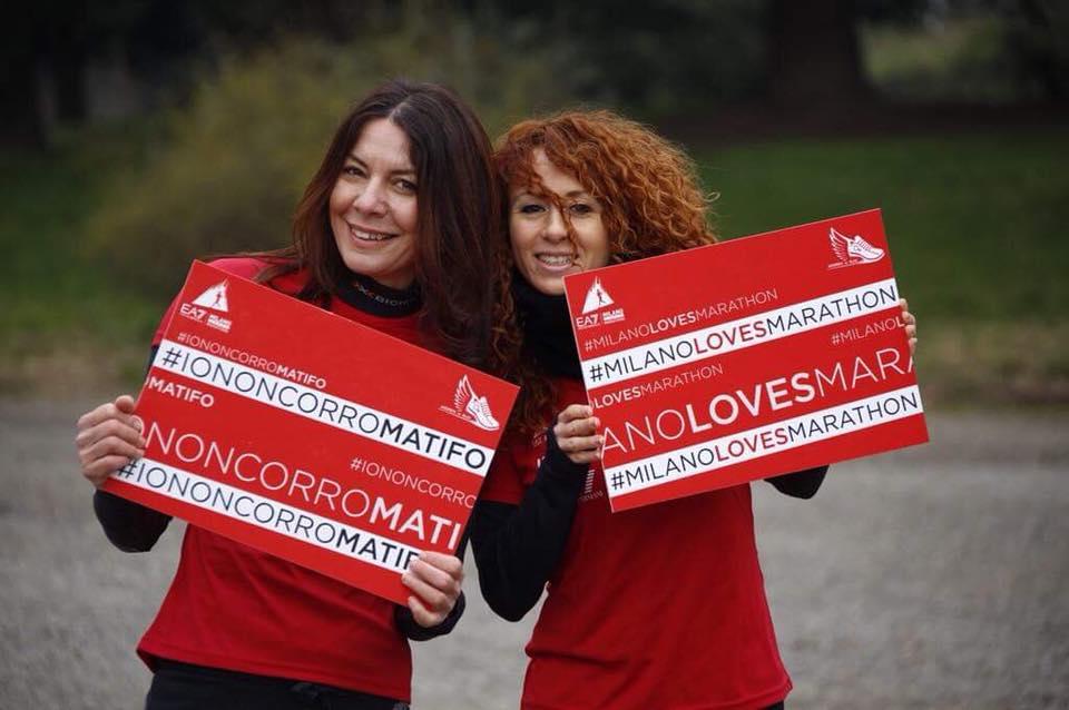 Milano Loves Marathon, l'allenamento per maratoneti e tifosi