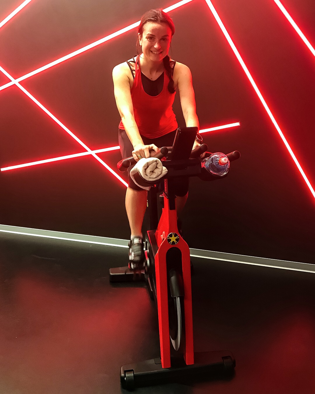Start The Revolution! l'Indoor Cycling by Virgin Active