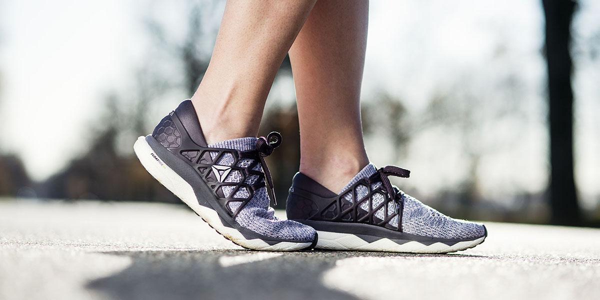 TESTING SHOES: Reebok Floatride, le scarpe della mia maratona