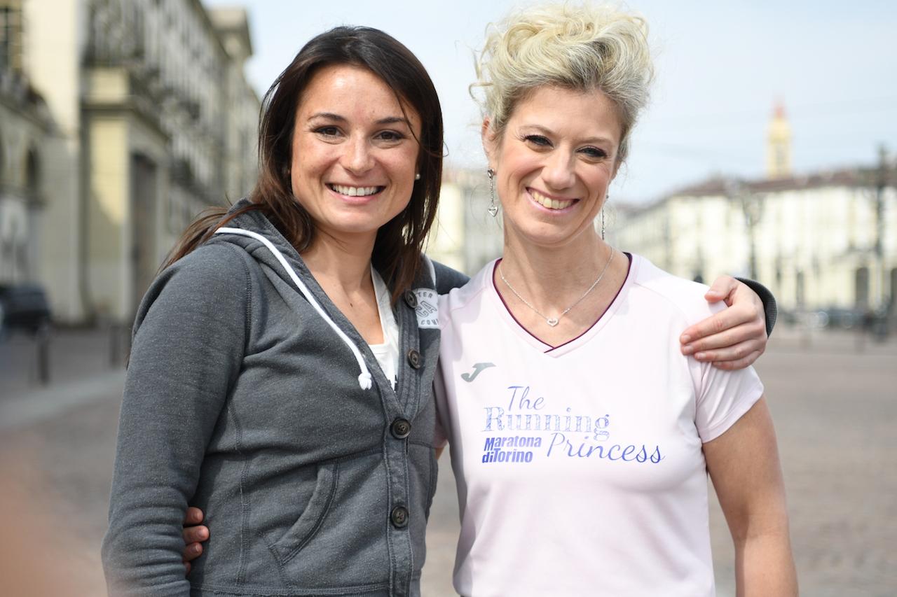 La Regina della Maratona di Torino. Vi presento Monja.