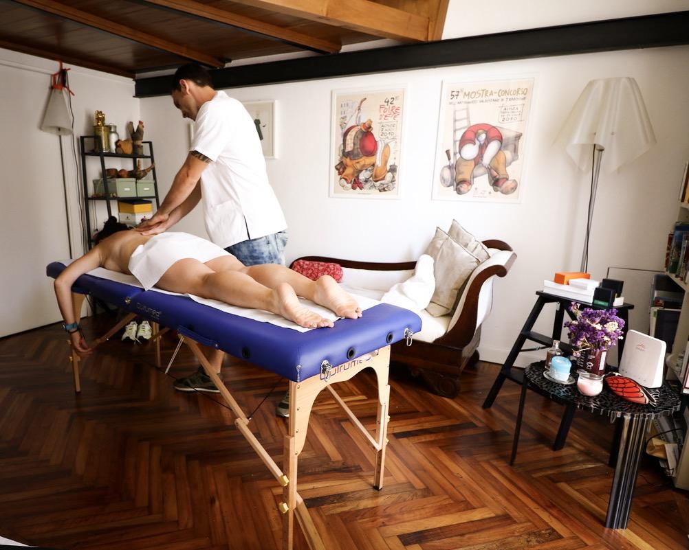 ShapeMe, il nuovo servizio di massaggi professionali a domicilio
