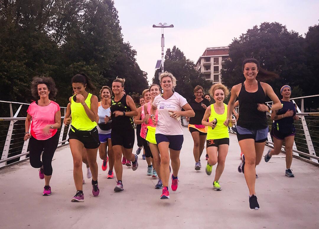 Le Principesse alla No Smoking Run, la Torino Half Marathon a staffetta