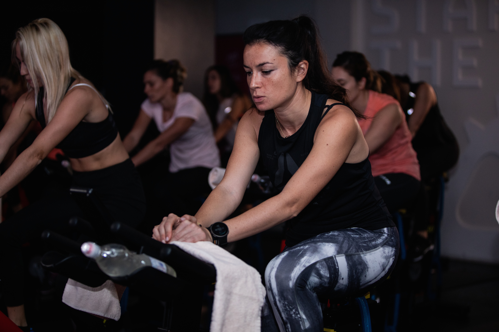 Feel Fit, gli integratori per SportivE e l'indoor cycling