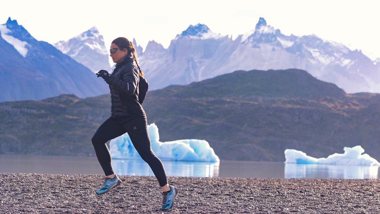 Aria di Patagonia, quando correre è la fine del mondo