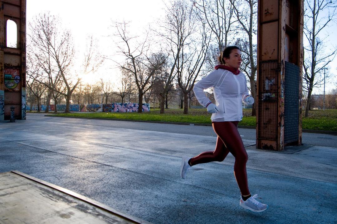 Primo mese di allenamenti per la London Marathon 2020