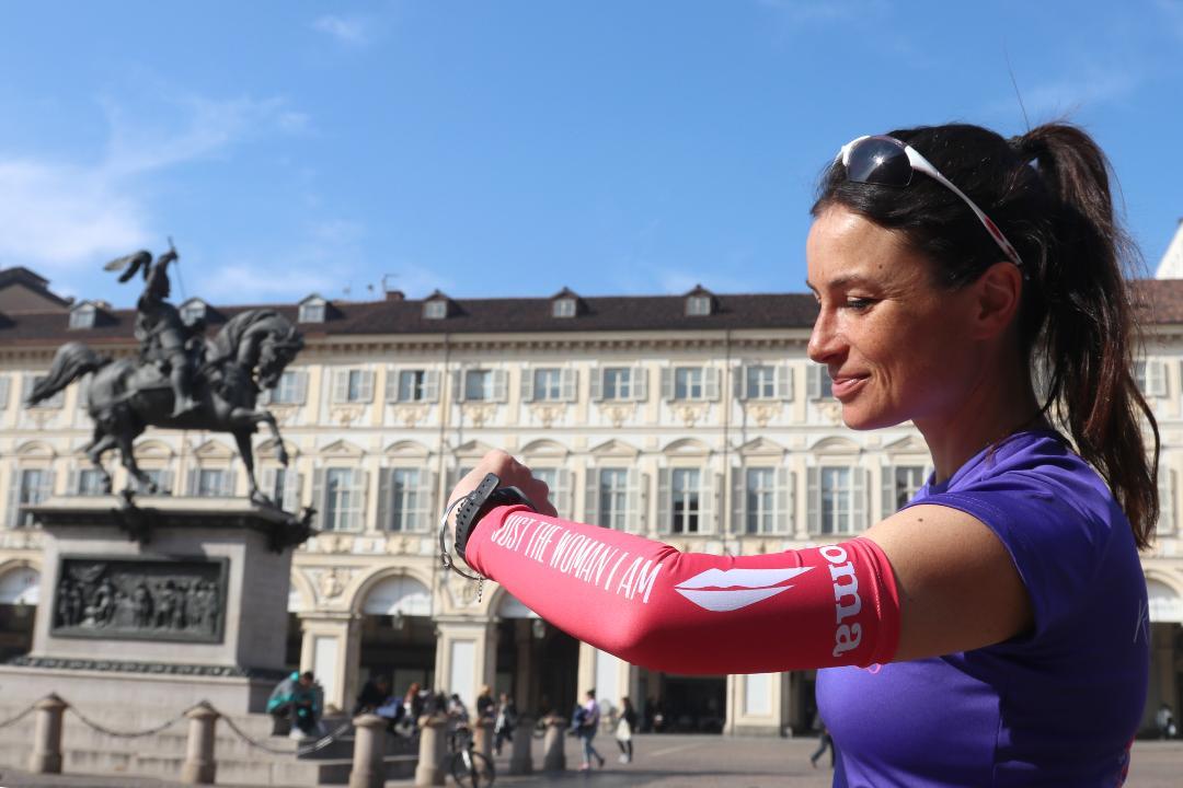E' ora di Just The Woman I Am: inizia a correre e partecipa con noi!