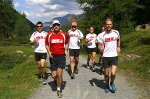 RUNNING Company Laufwochenende Trailrunning