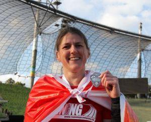 RUNNING Company München Marathon 2016 Alexandra Marioglou