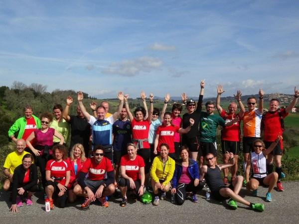 RUNNING Company Toskana Laufurlaub 2016