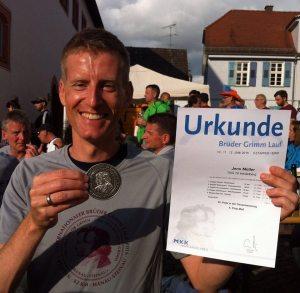 Jens Mueller Brueder Grimm Lauf