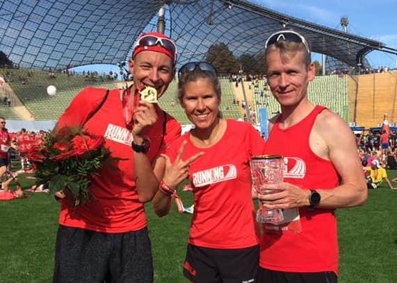 Marathon unter 3 Stunden – mit der RUNNING Company wurde dieser Traum wahr