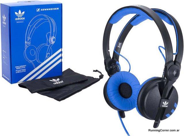 Auricular Sennheiser adidas HD25