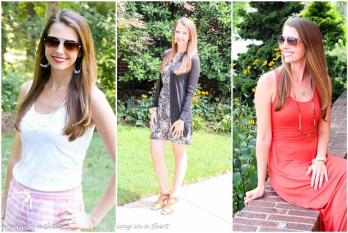 about me fashion collage