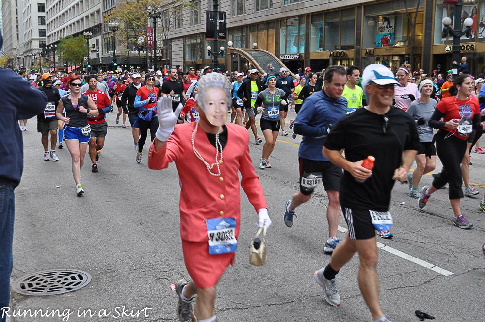 Chicago Marathon 2012-14