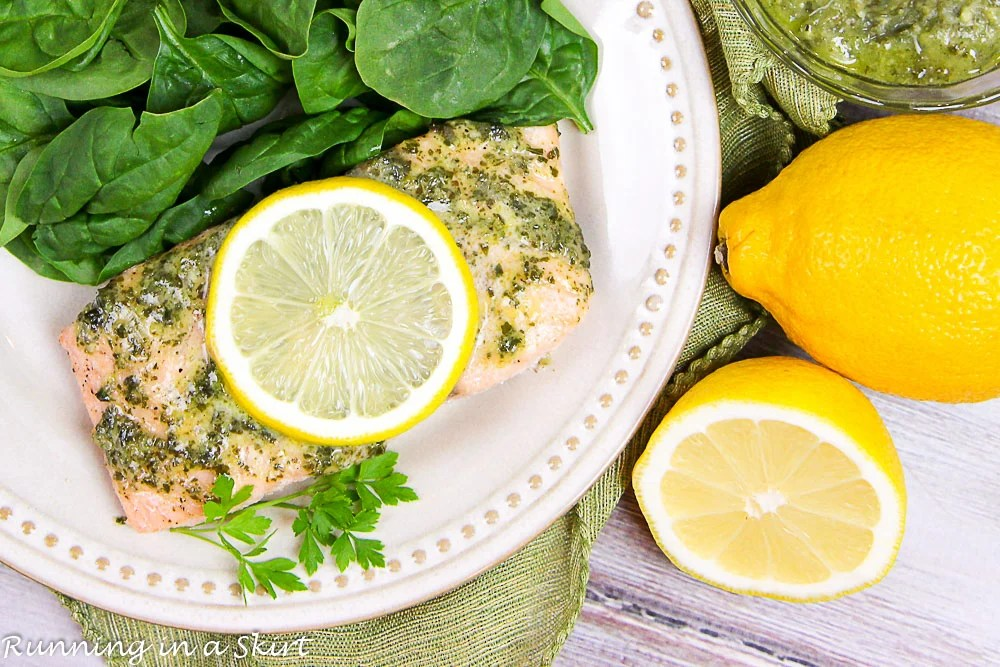 Lemon Pesto Salmon-60-7