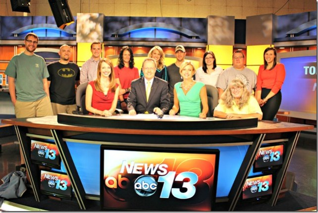 Reflections on Julie Wunder's last day at WLOS