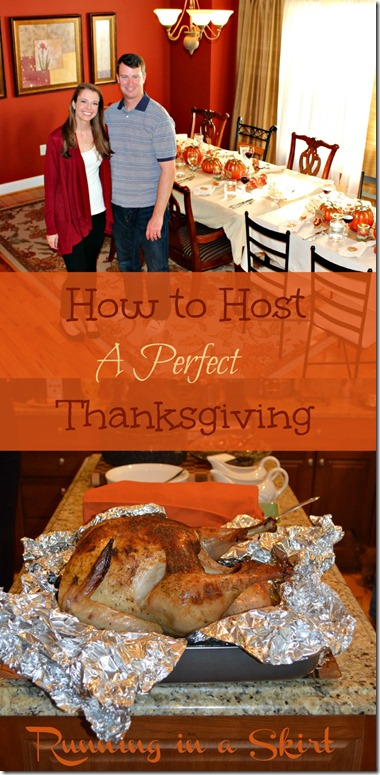 How to Host Thanksgiving