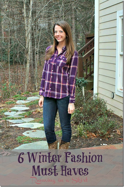 Winter Fashion Must Haves pin