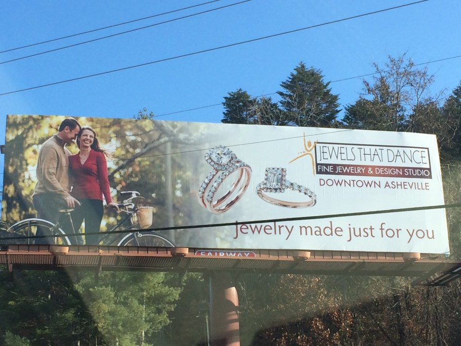 jewels that dance billboard