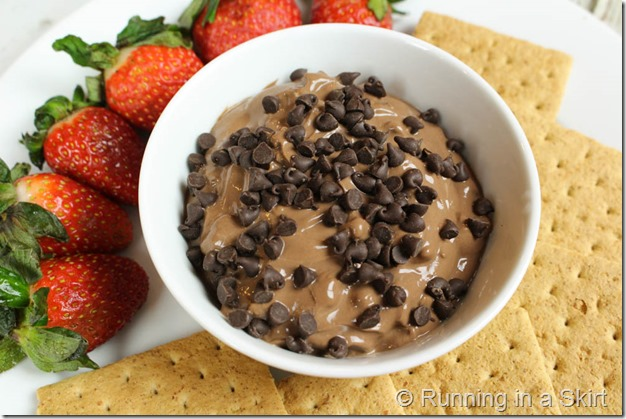 Dark Chocolate Greek Yogurt Dip-13-2