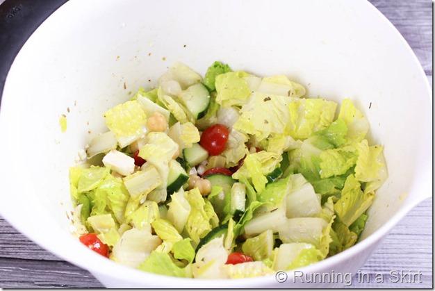 Mediterranean Chickpea Salad-16-5