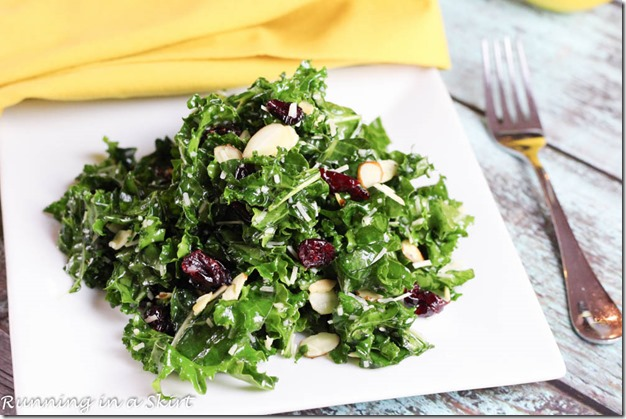 Chopped Kale Salad with Cranberries-23-6