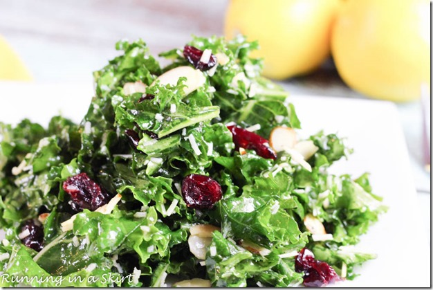 Chopped Kale Salad with Cranberries-28-7