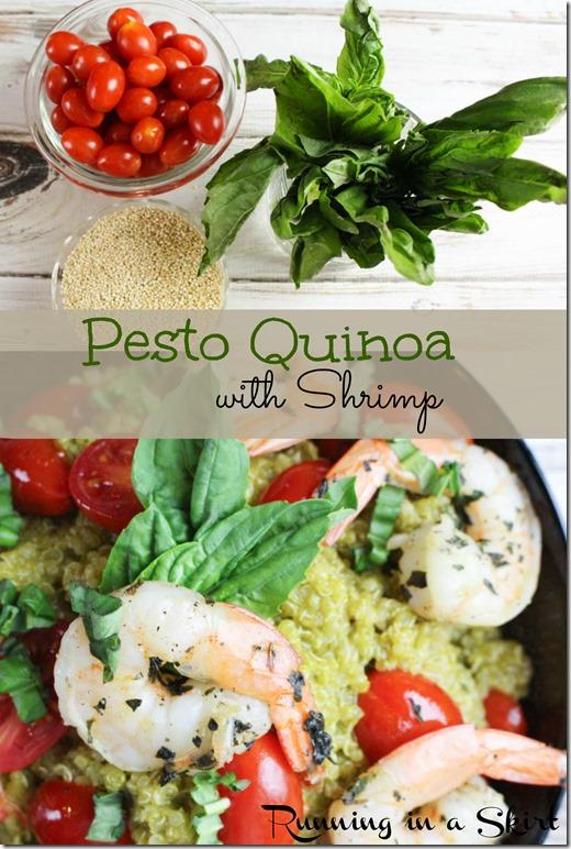 Pesto Quinoa pin 2