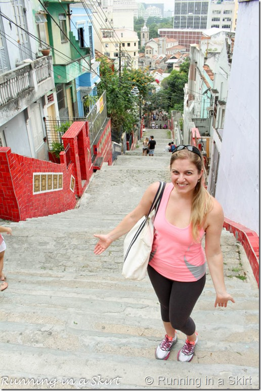 Escadaria Selaron- Rio de Janeiro Travel Guide including great Rio Travel Tips!