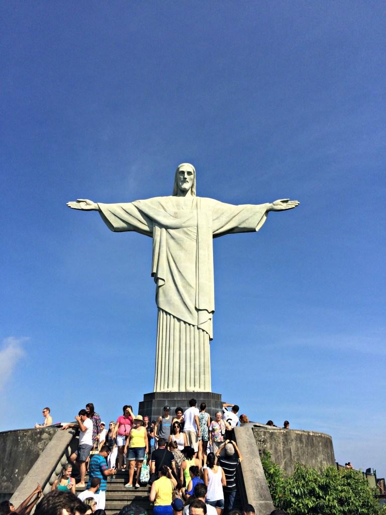 christ statue rio cell pic