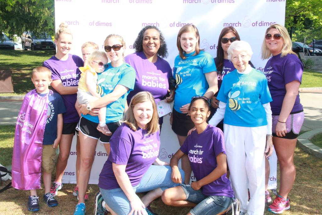 march for babies team 1