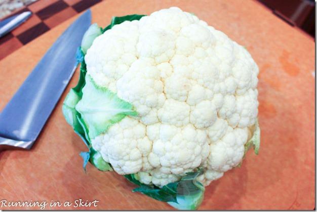 Grilled Cauliflower Steak Recipe