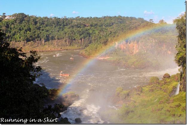 Iguazu Falls- Argentina Side, Lower Falls