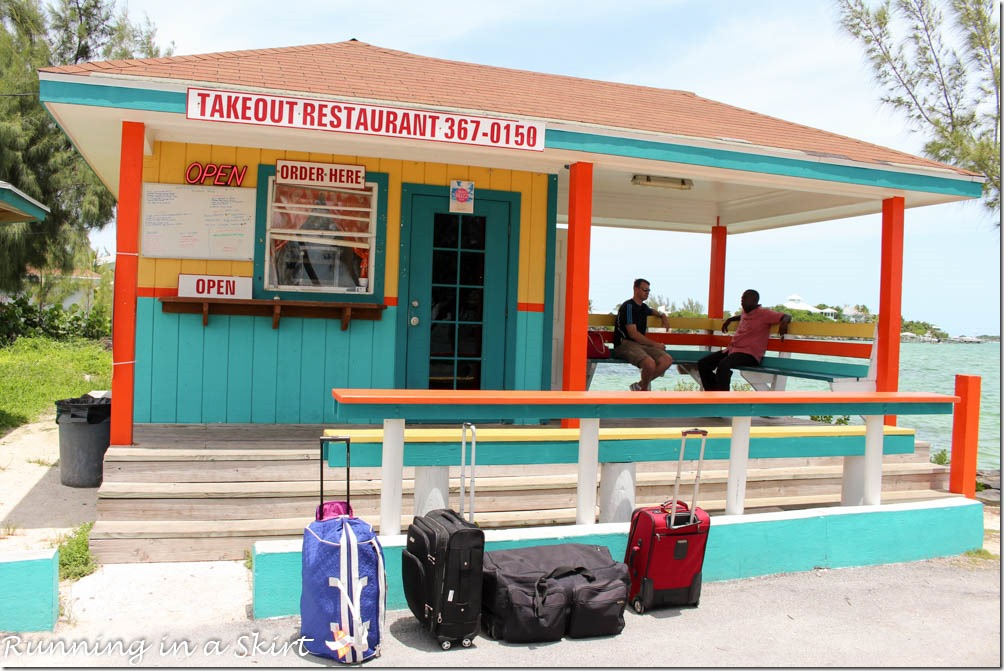 Marsh Harbor Takeout Food